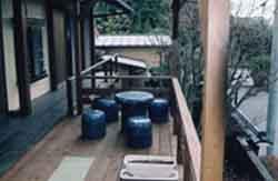和様式デッキ、バルコニー施工例