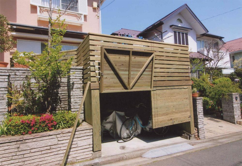神奈川県横浜市泉区N様邸 次こそ長持ちするデッキを!とお考えのお客様がエルビーウッドを選んで下さいます。
