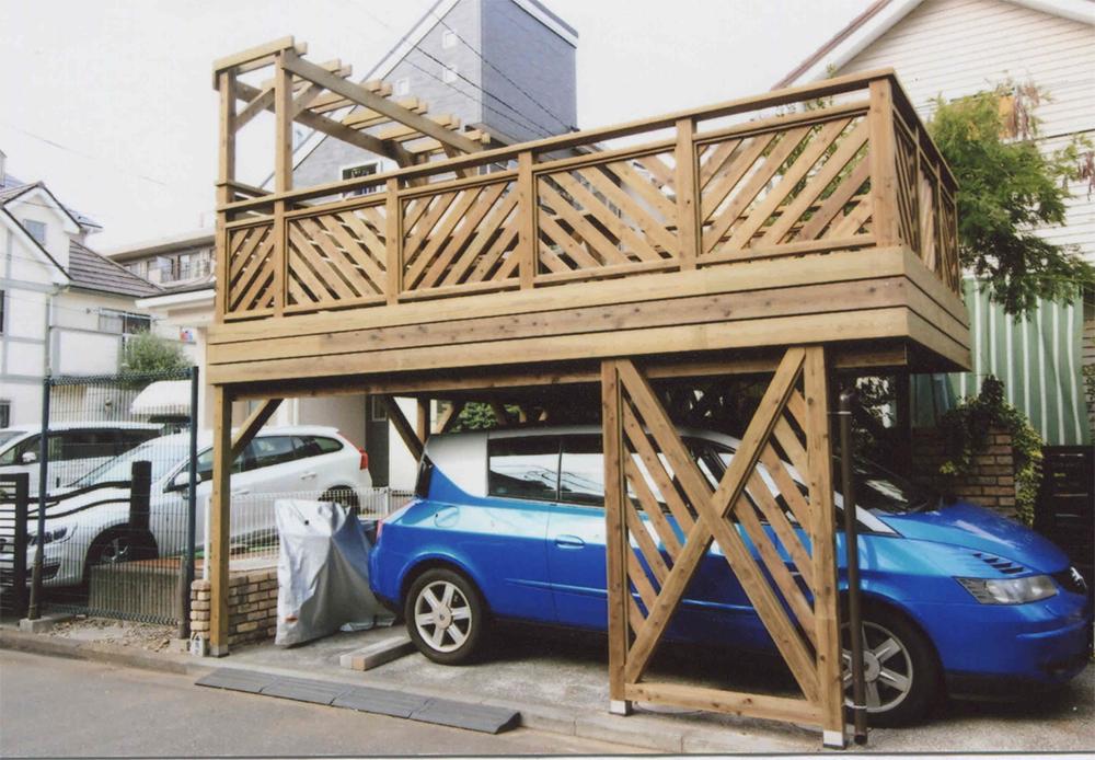 神奈川県横浜市青葉区H様邸 防腐性能が上がったLBウッドで安心。補修のノウハウがあるから満足
